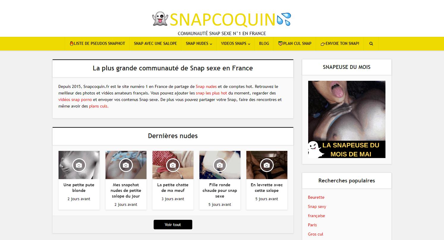 Snapcoquin