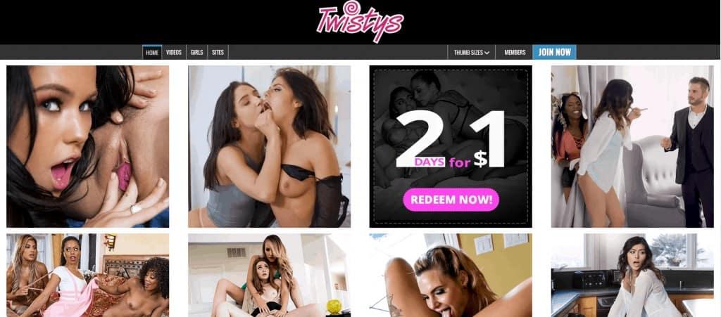 Twistys lesbiennes chaudes