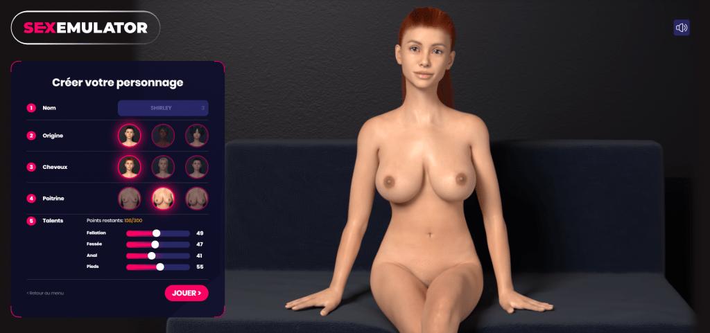 Sexemulator jeu de sexe en ligne
