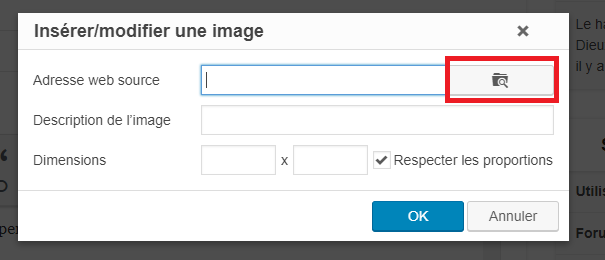 [TUTO] Upload une image sur le forum